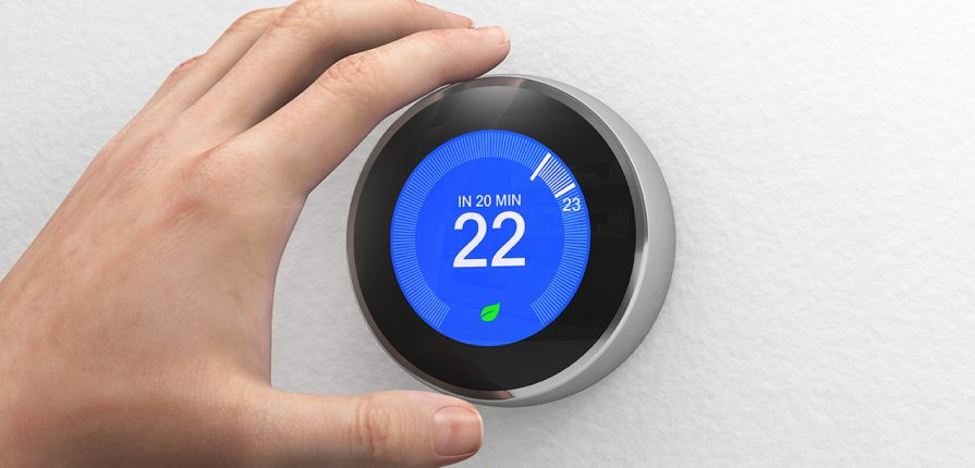 oogle Nest is one of the most popular smart thermostats on the market right now due to its easy-to-use interface and intuitive climate control.